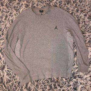 Long sleeve Jordan thermal shirt size XL